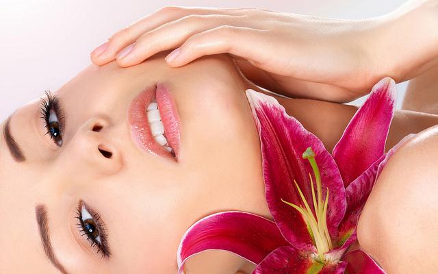 Botox für die Ästhetik